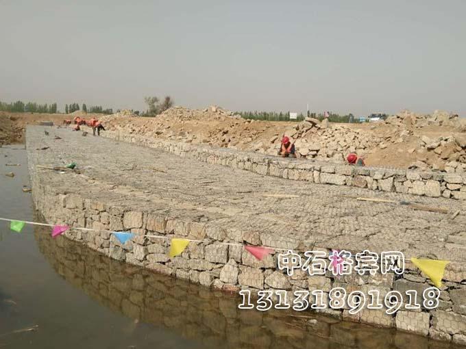 河道治理石笼网